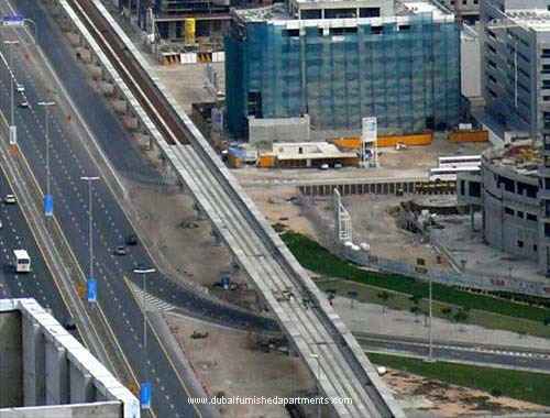 Al Barsha Dubai Pic - Al Barsha Dubai is hot for apartments and Hotels booking
