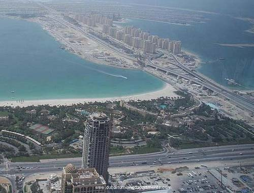 Palm Jumeirah Pic - Palm Jumeirah is hot for apartments and Hotels booking