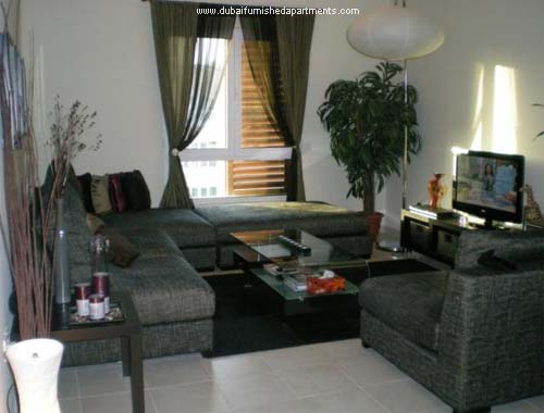 Dubai  Furnished apartments for rent