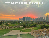 2 bedroom Emirates Golf Club Apartment Pic 2