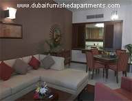 Flora Creek Deluxe Hotel Apartments Dubai Pic 2