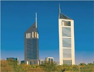 Jumeirah Emirates Towers Dubai