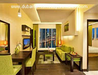 Marina View Hotel Apartment Dubai Pic 4