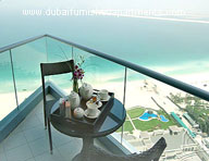 Oasis Beach Tower Apartments Dubai Pic 4