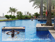 Palm Jumeirah Islands 1 bedroom Apartment Pic 2